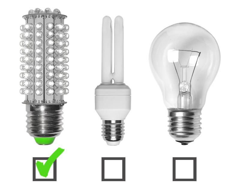 Ventajas y desventajas de cambiar por una lampara led - Cambiar fluorescente por led ...