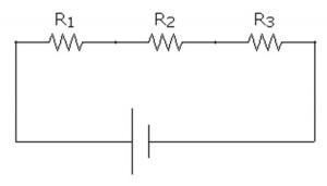 Calculo de resistencias en serie