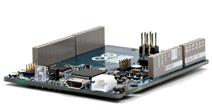 Arduino primo caracteristicas principales