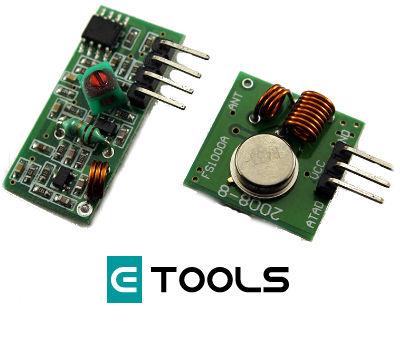 Modulo De Radio Frecuencia Rf433 Arduino