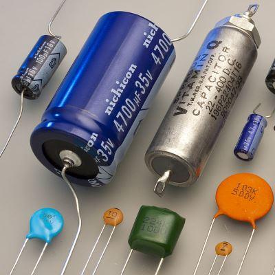 Capacitores O Condensadores Serie Y Paralelo