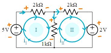 Método de corrientes de malla